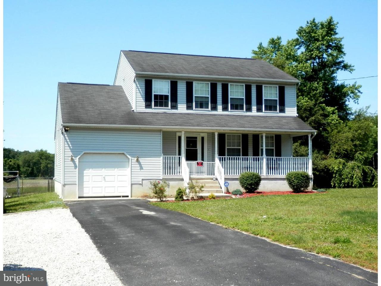Single Family Home for Sale at 707 WATSONTOWN Road Berlin Boro, New Jersey 08009 United States