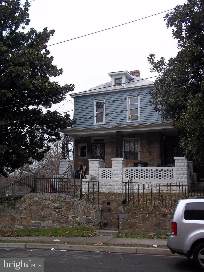 Single Family for Sale at 5818 Field Pl NE Washington, District Of Columbia 20019 United States