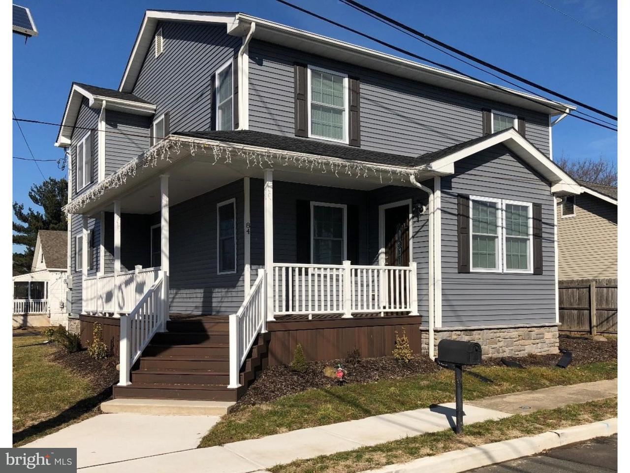 独户住宅 为 出租 在 84 POTTER Avenue Hamilton Township, 新泽西州 08619 美国在/周边: Hamilton Township