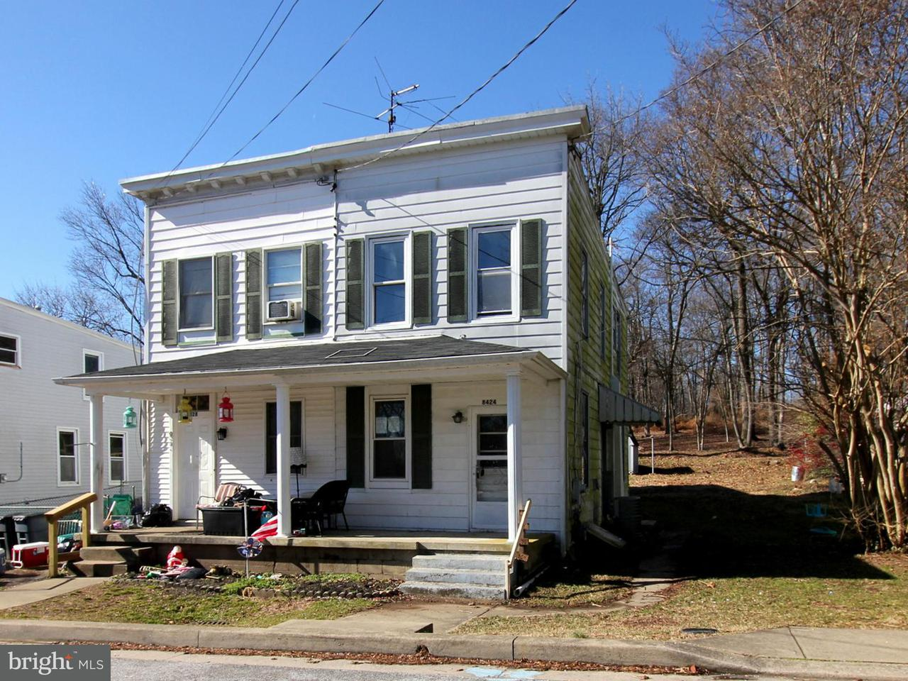 Single Family for Sale at 8424 Commercial St Savage, Maryland 20763 United States
