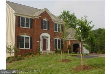 Photo of home for sale at 9598 Mountwood Drive, Manassas VA