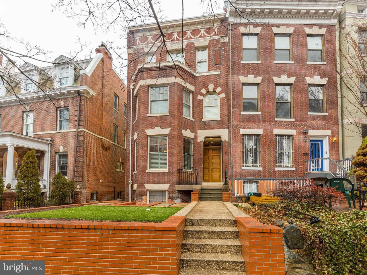 多戶家庭房屋 為 出售 在 1953 Biltmore St Nw 1953 Biltmore St Nw Washington, 哥倫比亞特區 20009 美國