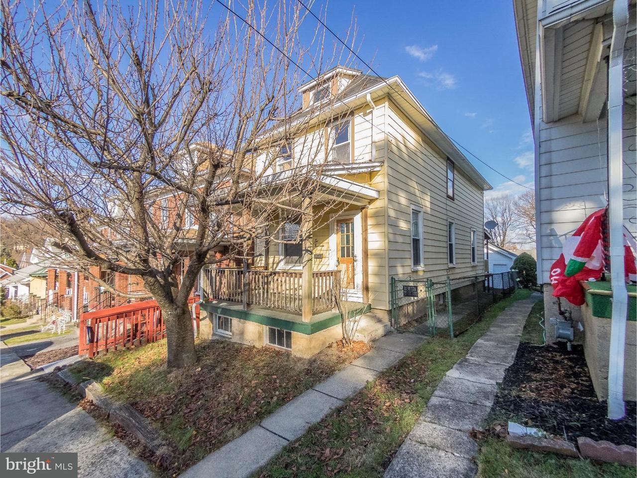 Casa Unifamiliar por un Venta en 619 DIEHL Avenue Fountain Hill, Pennsylvania 18015 Estados Unidos