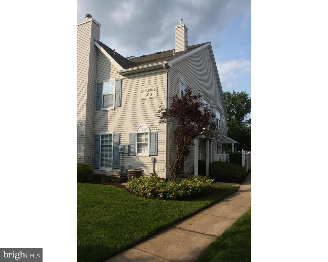 Single Family Home for Sale at 504 OLIPHANT Lane Mount Laurel, New Jersey 08054 United States