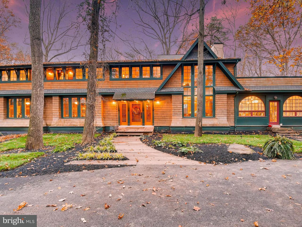 Maison unifamiliale pour l Vente à 14225 Longnecker Road 14225 Longnecker Road Glyndon, Maryland 21136 États-Unis