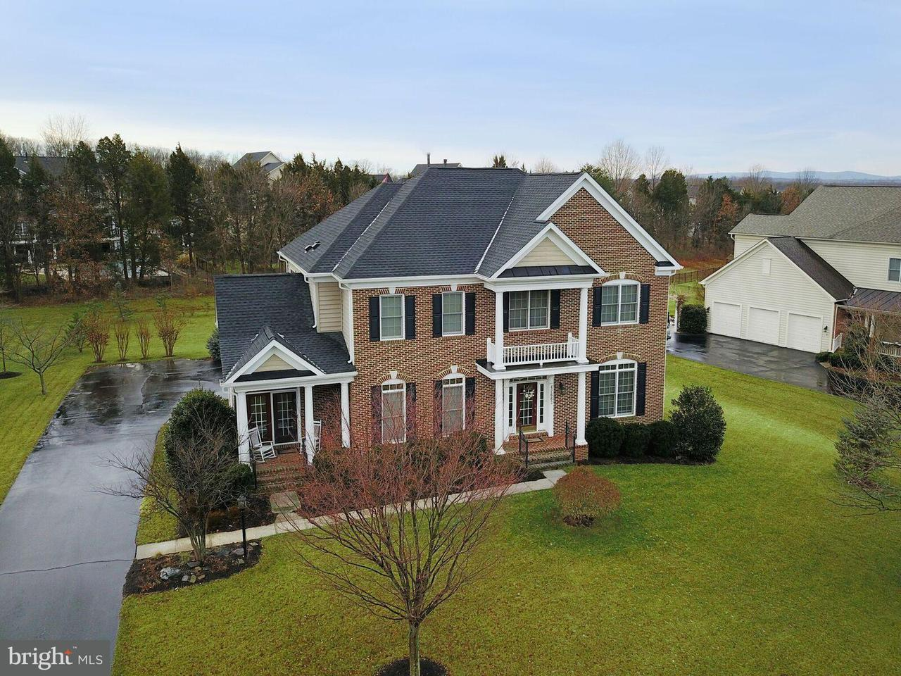 Single Family Home for Sale at 42663 Trappe Rock Court 42663 Trappe Rock Court Ashburn, Virginia 20148 United States