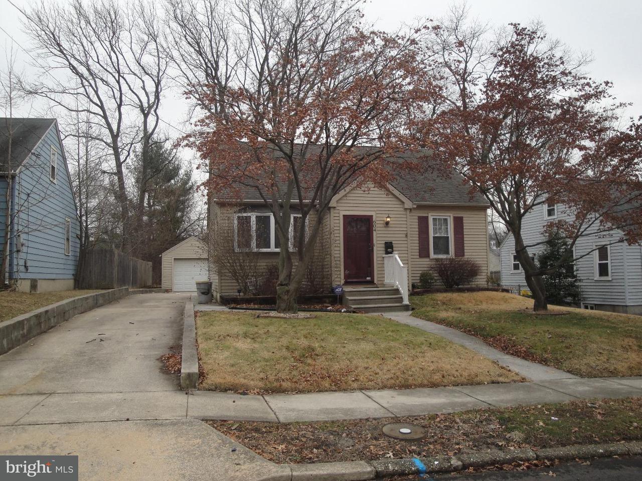 Casa Unifamiliar por un Alquiler en 604 MAPLE Avenue Audubon, Nueva Jersey 08106 Estados Unidos