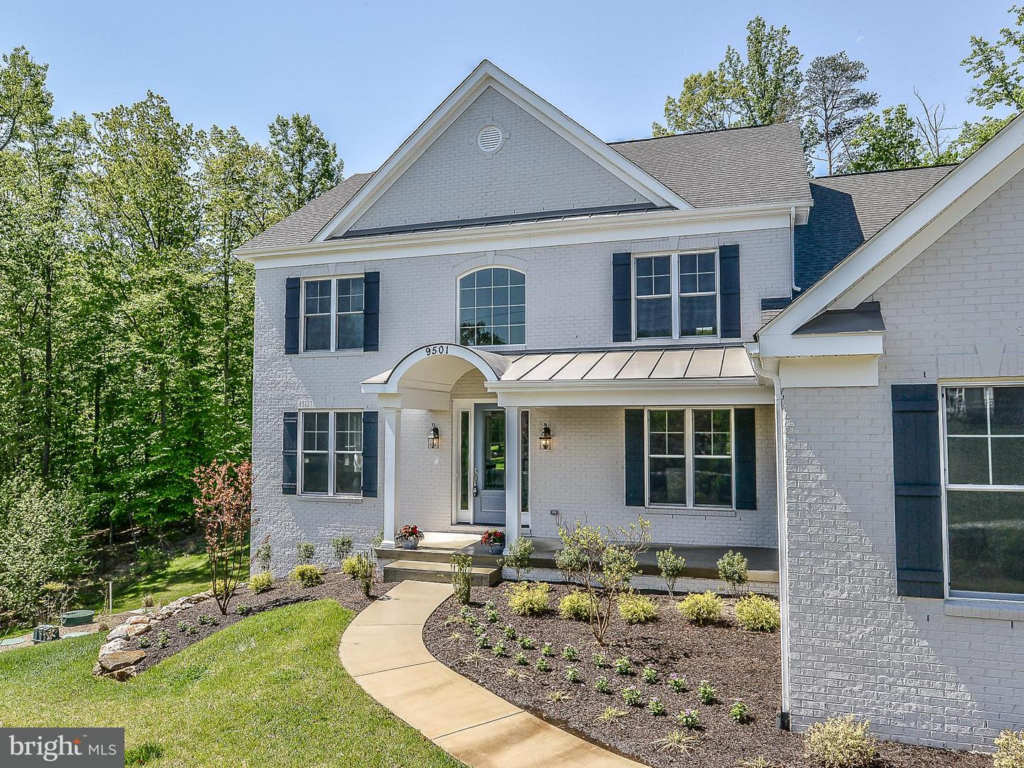 Single Family for Sale at 9501 Peniwill Dr Lorton, Virginia 22079 United States