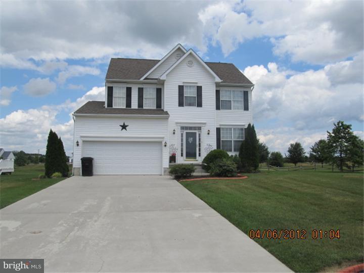 Maison unifamiliale pour l à louer à 1285 W BIRDIE Lane Magnolia, Delaware 19962 États-Unis