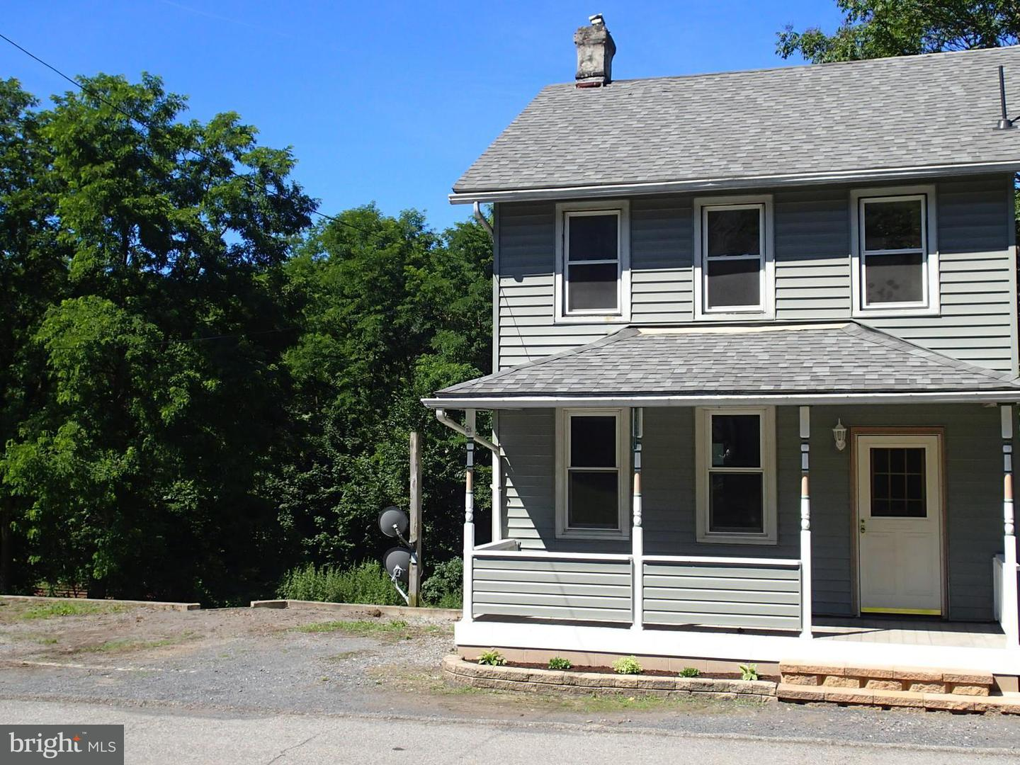 Single Family for Sale at 9920 Main St Mill Creek, Pennsylvania 17060 United States