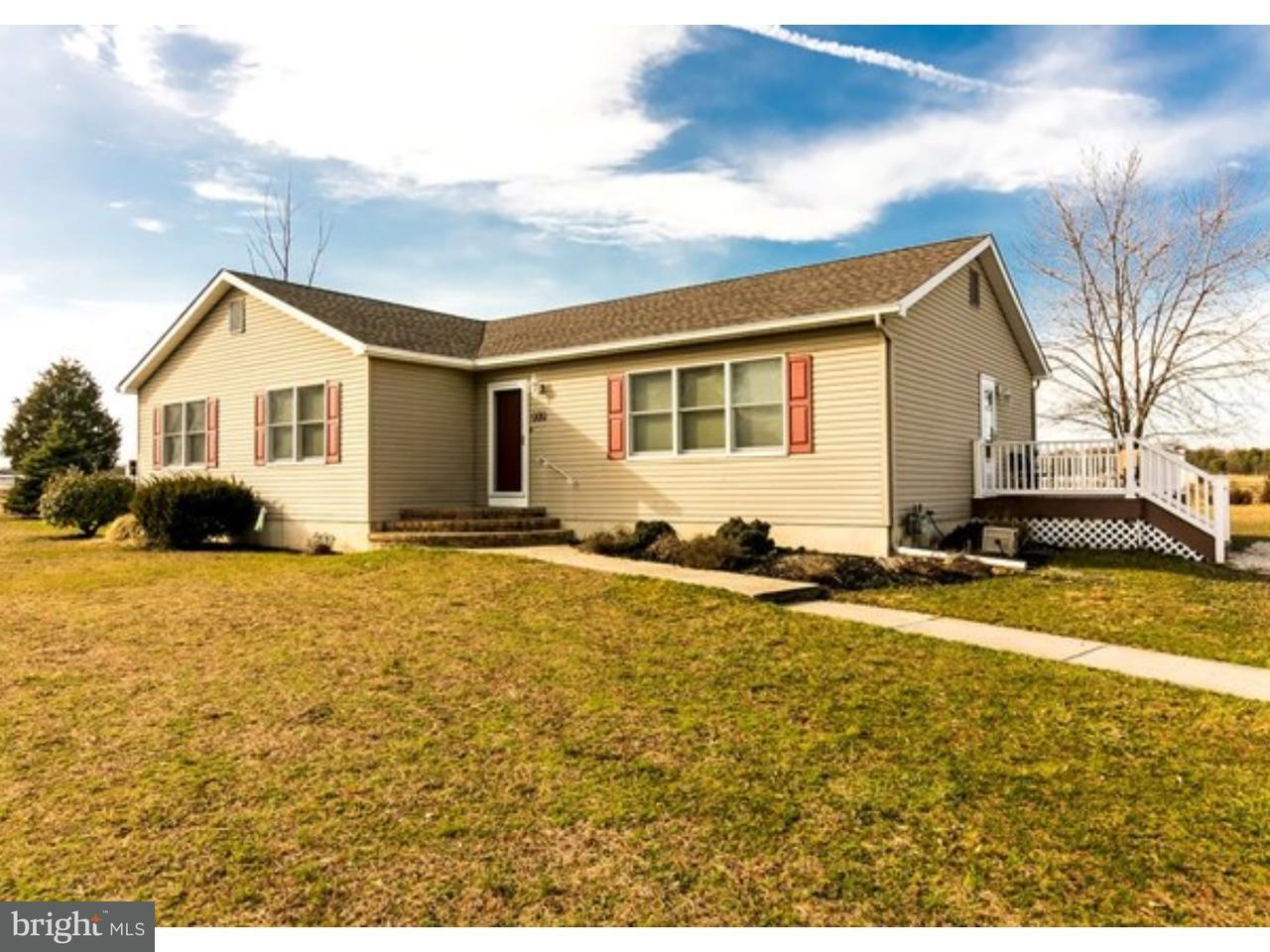 Частный односемейный дом для того Продажа на 213 PUMP BRANCH Road Waterford Works, Нью-Джерси 08089 Соединенные Штаты