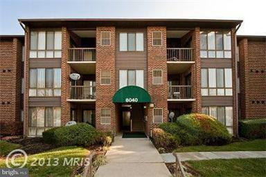 Condominium for Rent at 8040 Needwood Rd #t104 Derwood, Maryland 20855 United States