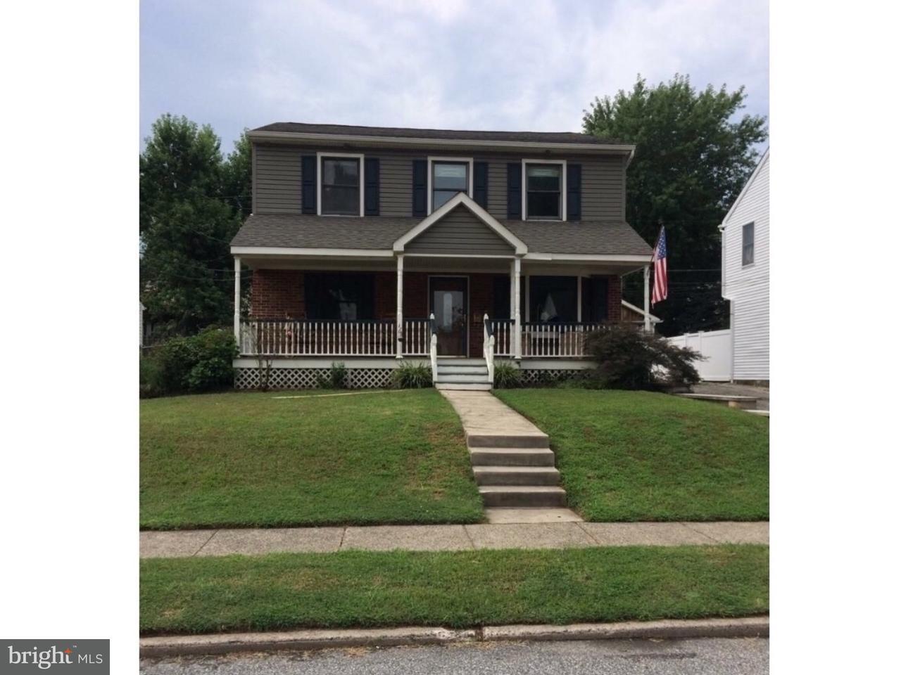 独户住宅 为 销售 在 106 S MARTIN Lane Norwood, 宾夕法尼亚州 19074 美国
