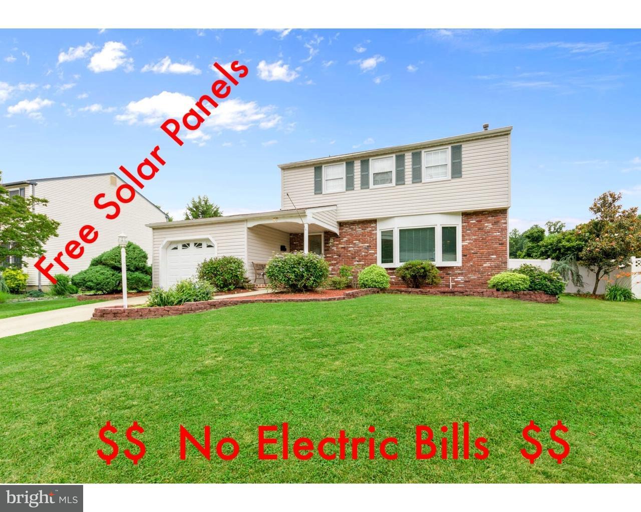 Enfamiljshus för Försäljning vid 97 LINCOLN Drive Clementon, New Jersey 08021 Usa