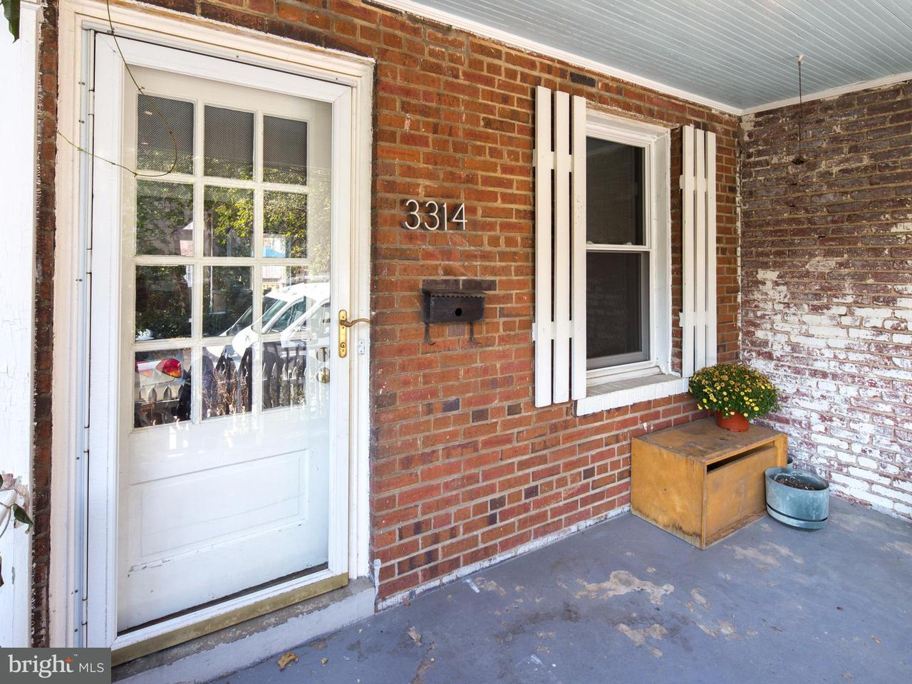 Additional photo for property listing at 3314 Brown St Nw 3314 Brown St Nw Washington, Περιφερεια Τησ Κολουμπια 20010 Ηνωμενεσ Πολιτειεσ