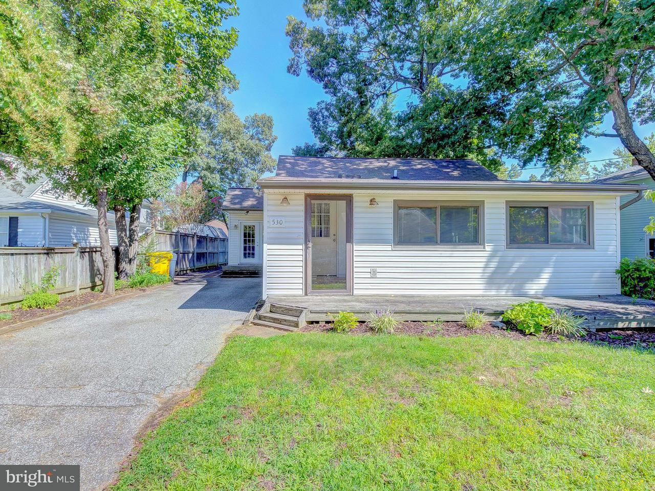 Other Residential for Rent at 530 Highland Dr Edgewater, Maryland 21037 United States