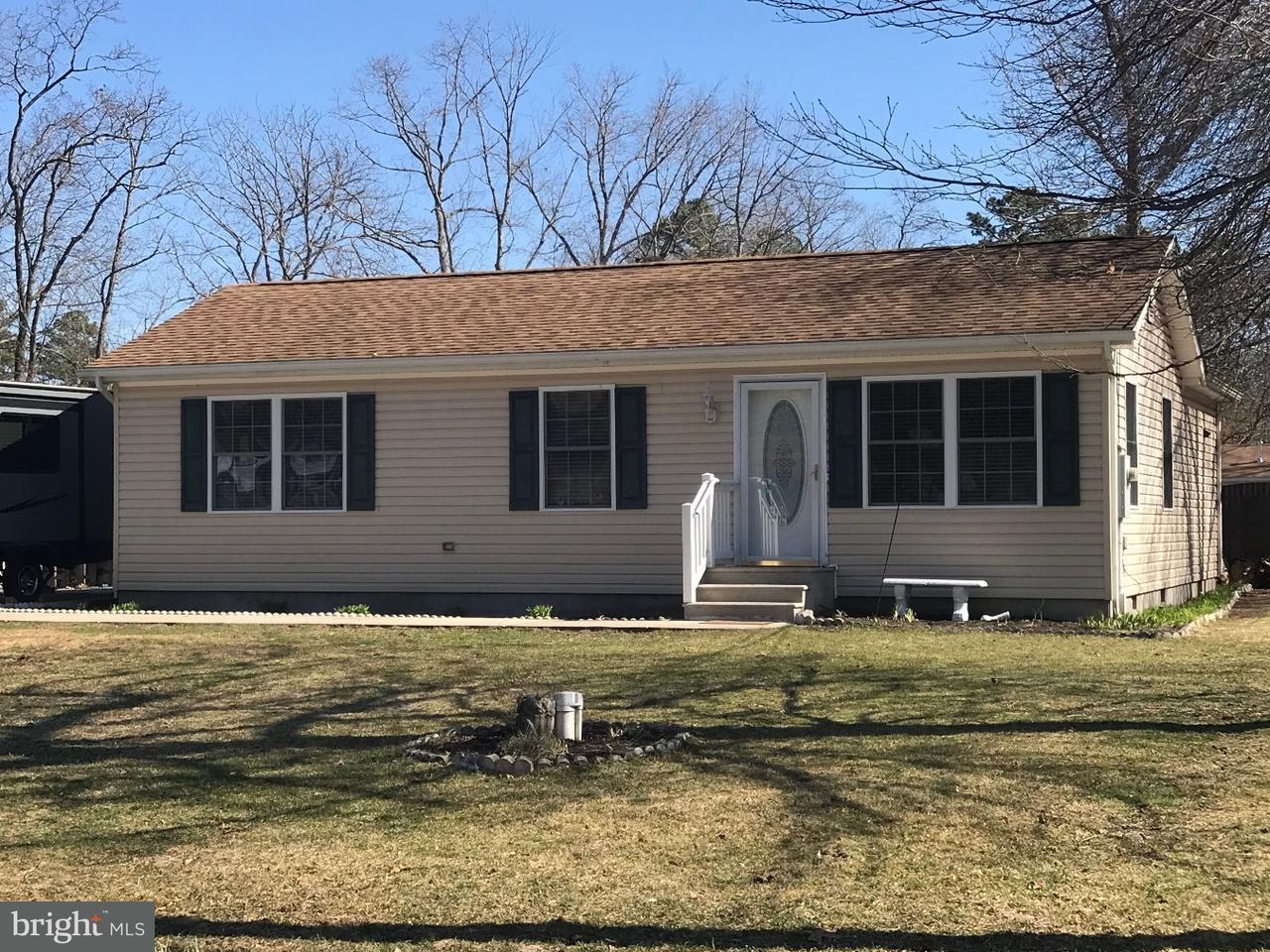 一戸建て のために 売買 アット 218 SHERWOOD Drive Buena Vista Township, ニュージャージー 08094 アメリカ合衆国