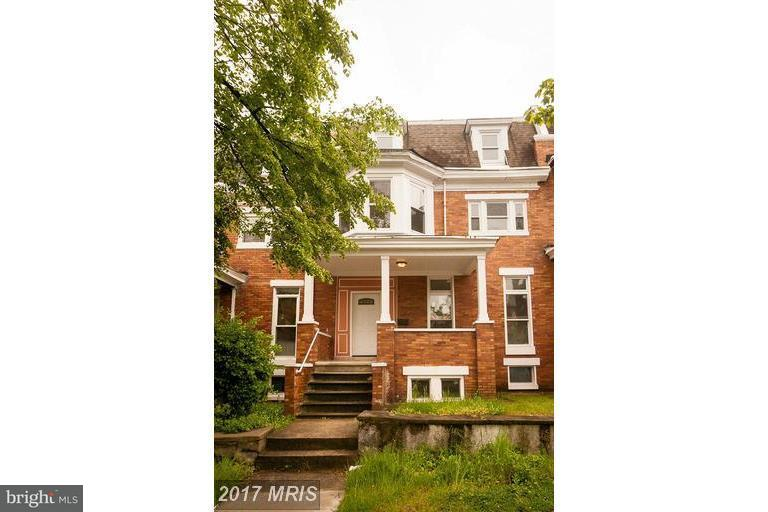 Other Residential for Rent at 805 Brooks Ln Baltimore, Maryland 21217 United States