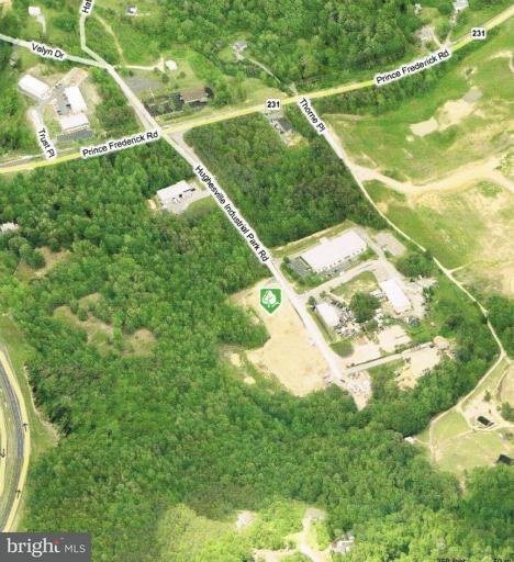 Land for Sale at Industrial Park Drive Hughesville, Maryland 20637 United States