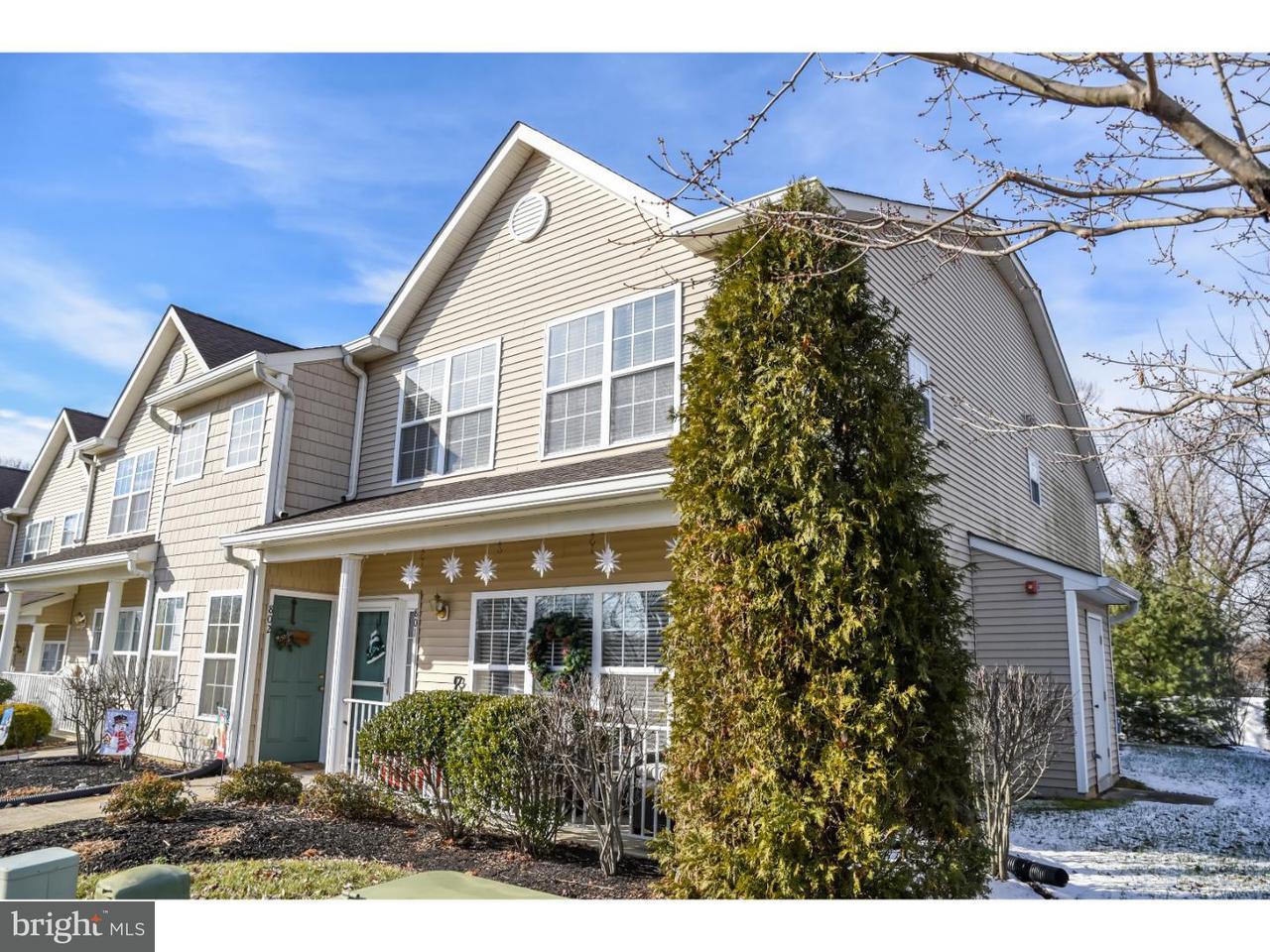 Casa Unifamiliar por un Alquiler en 802 SUNFLOWER WAY Mantua, Nueva Jersey 08051 Estados Unidos