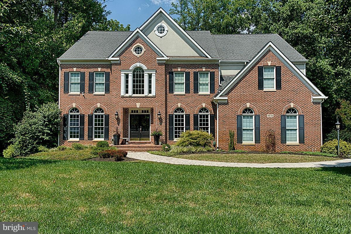 獨棟家庭住宅 為 出售 在 3572 Ashland Drive 3572 Ashland Drive Davidsonville, 馬里蘭州 21035 美國