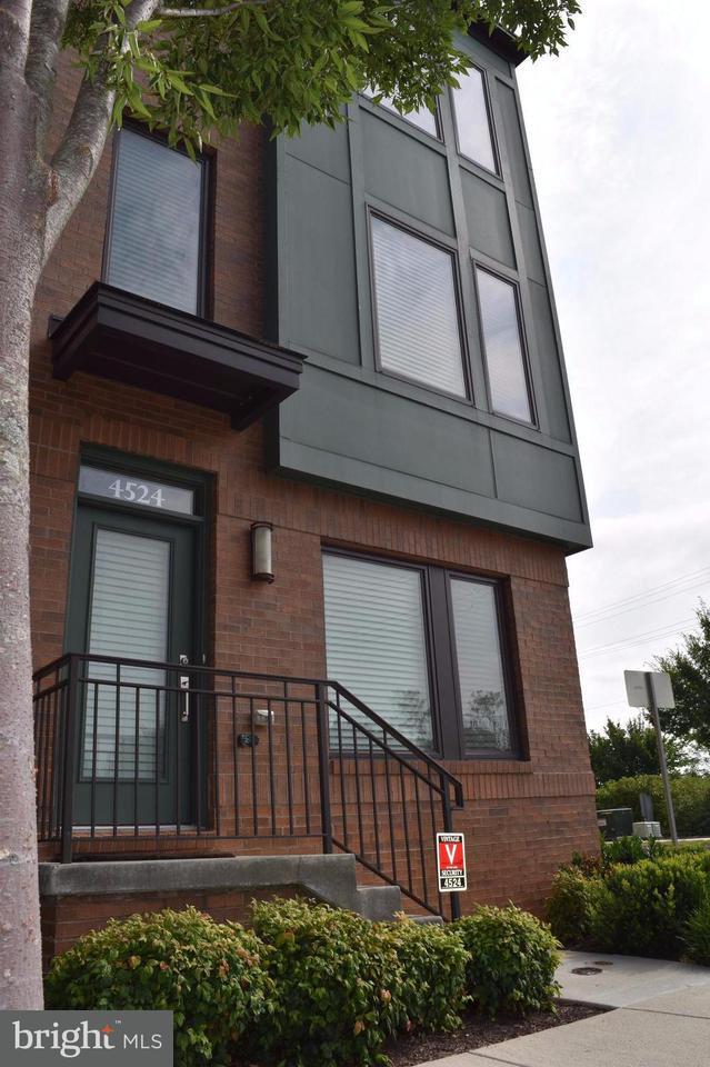 Maison accolée pour l Vente à 4524 Kennedy Street 4524 Kennedy Street Hyattsville, Maryland 20781 États-Unis