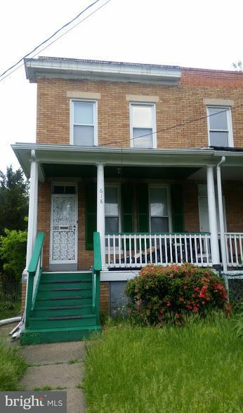 Single Family for Sale at 618 Glenwood Ave Baltimore, Maryland 21212 United States