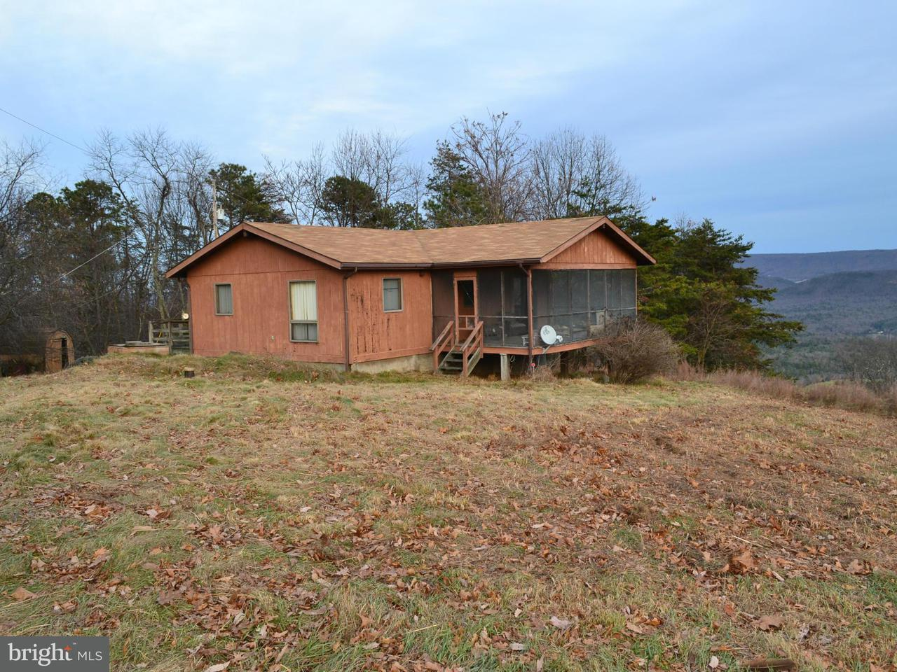 Single Family for Sale at 692 Berry Mountain Ln Mathias, West Virginia 26812 United States