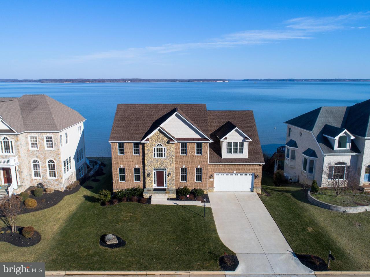 Vivienda unifamiliar por un Venta en 14981 Boaters Cove Place 14981 Boaters Cove Place Woodbridge, Virginia 22191 Estados Unidos