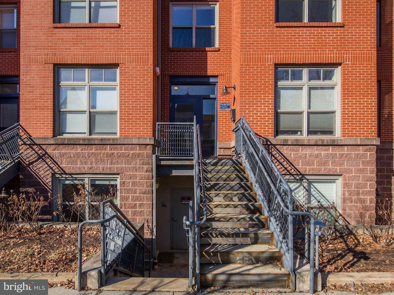 Condominium for Sale at 2022 Flagler Pl Nw #Fl02 2022 Flagler Pl Nw #Fl02 Washington, District Of Columbia 20001 United States