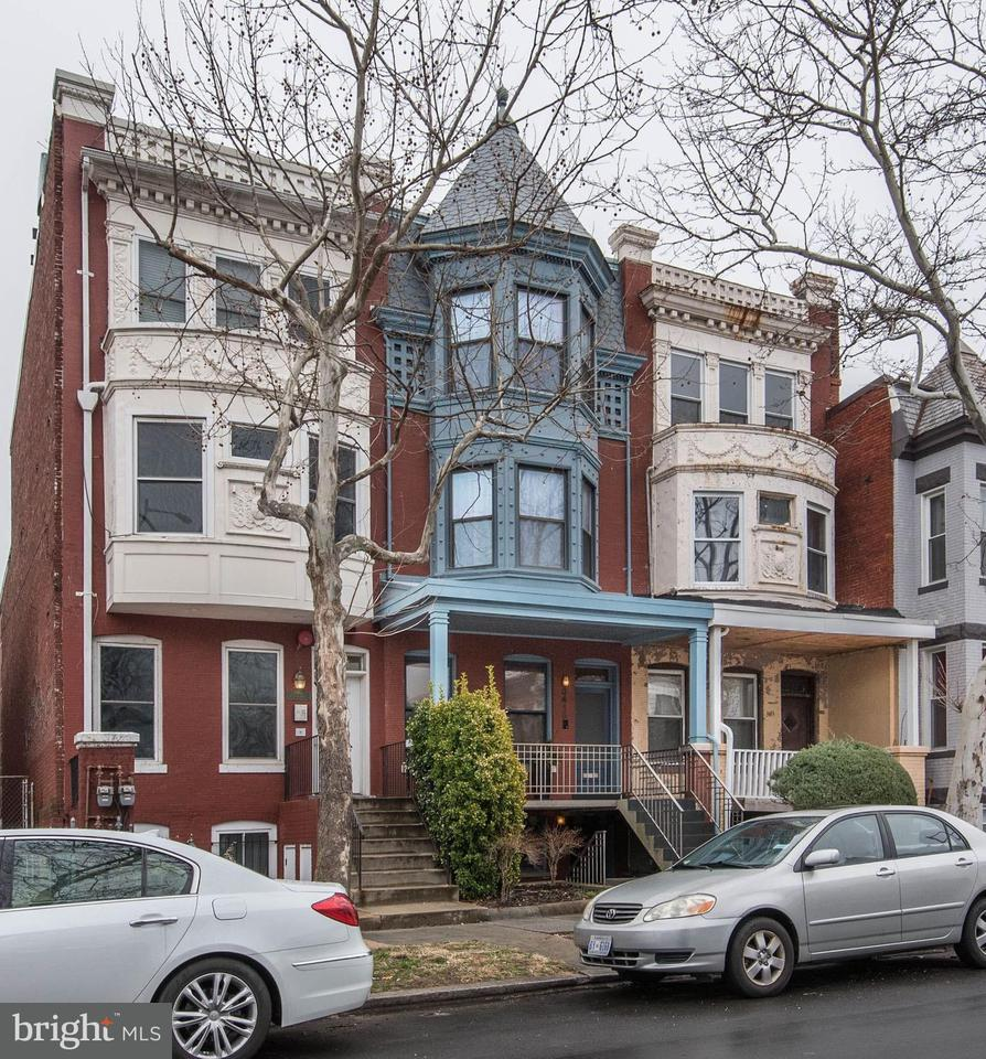 Townhouse for Sale at 3415 Holmead Pl Nw 3415 Holmead Pl Nw Washington, District Of Columbia 20010 United States