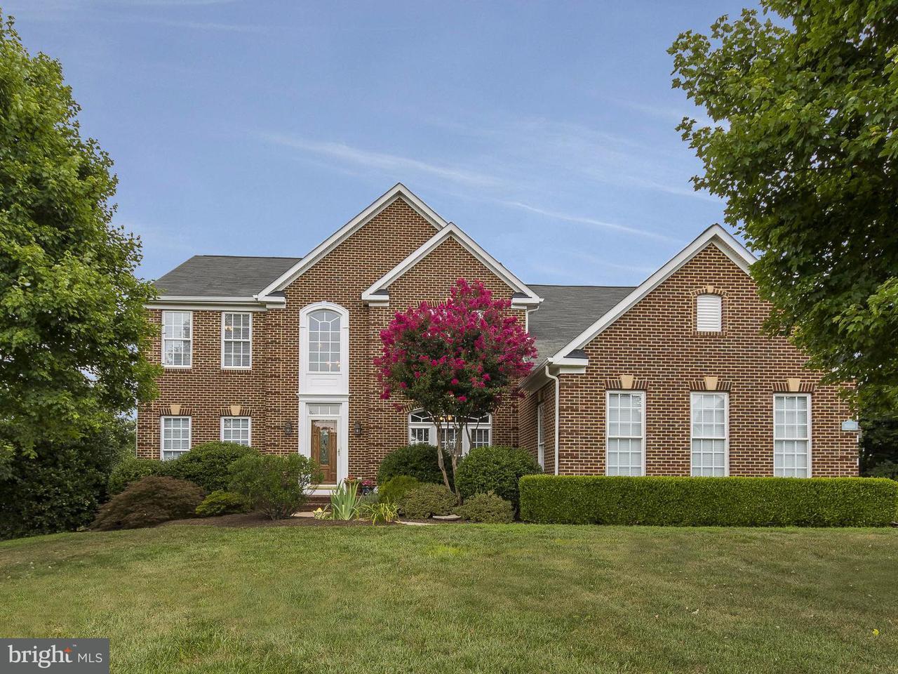 단독 가정 주택 용 매매 에 19133 John William Place 19133 John William Place Culpeper, 버지니아 22701 미국