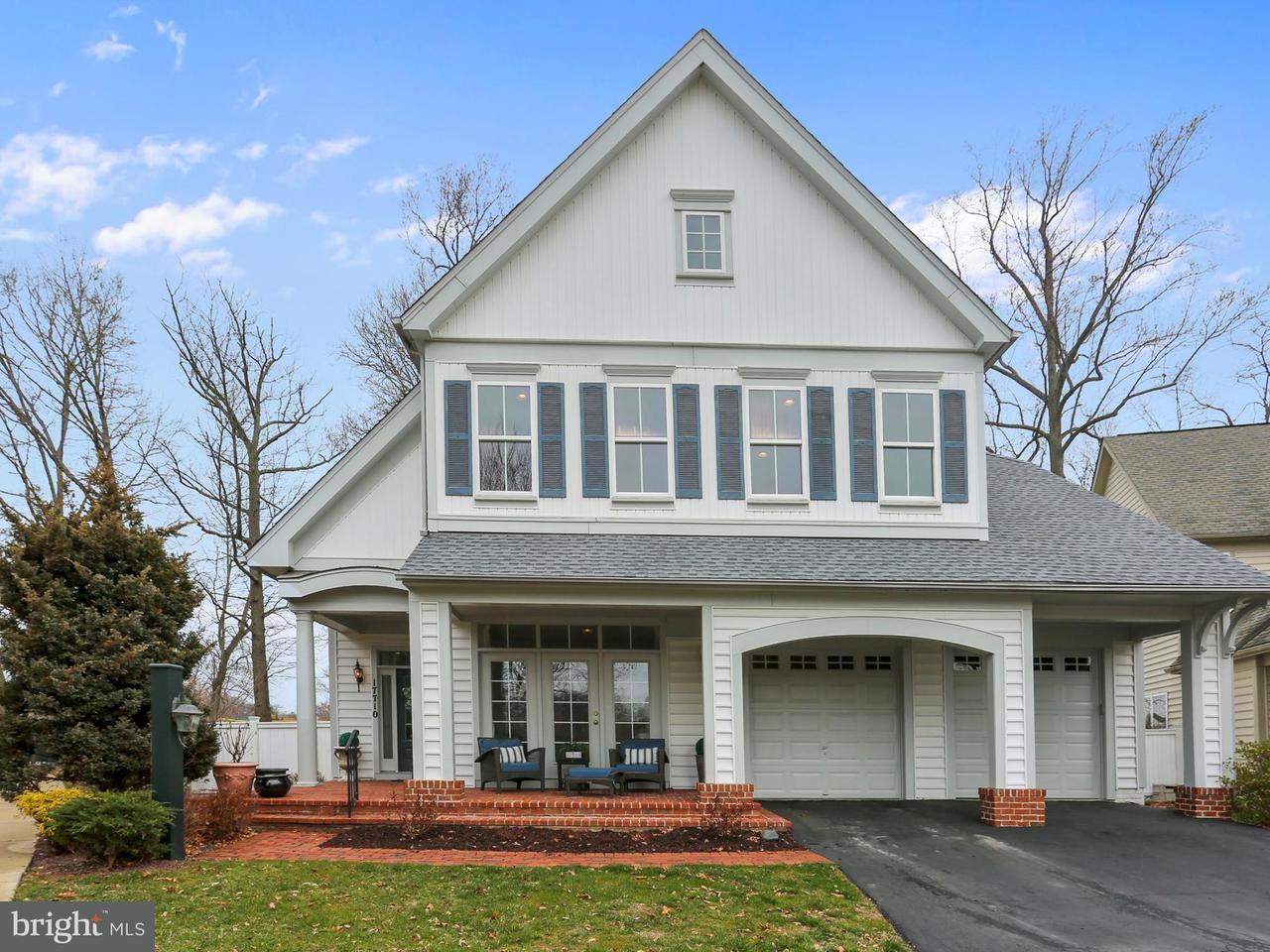 独户住宅 为 销售 在 17710 Hidden Garden Lane 17710 Hidden Garden Lane Ashton, 马里兰州 20861 美国