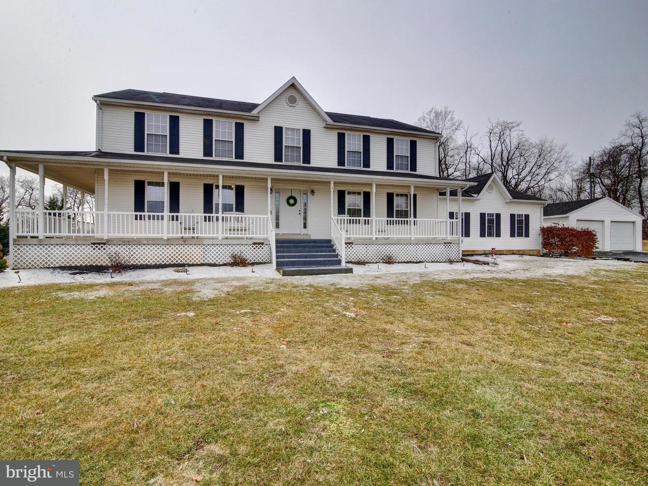 Μονοκατοικία για την Πώληση στο 519 Van Clevesville Road 519 Van Clevesville Road Kearneysville, Δυτικη Βιρτζινια 25430 Ηνωμενεσ Πολιτειεσ