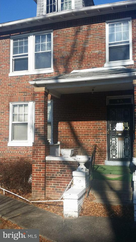 Single Family for Sale at 45 Nicholson St NW Washington, District Of Columbia 20011 United States