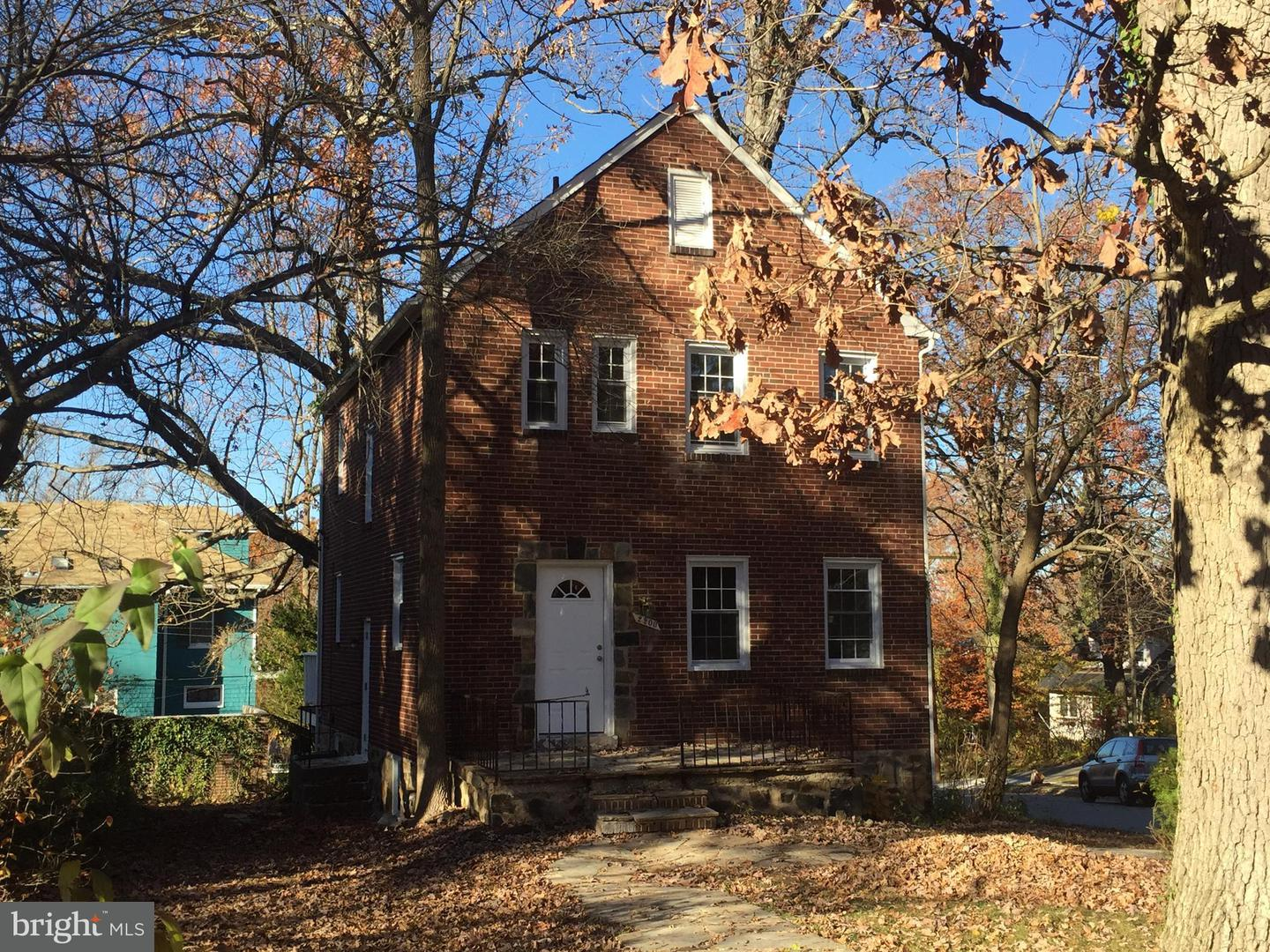 Single Family for Sale at 2200 Sulgrave Ave Baltimore, Maryland 21209 United States