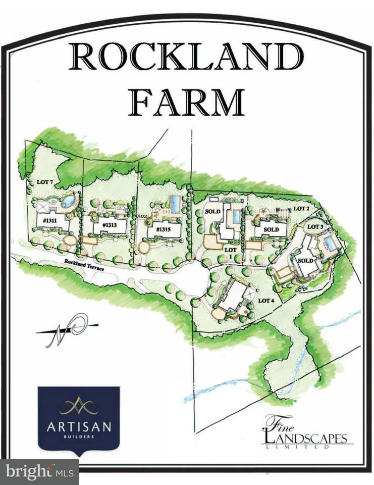Land for Sale at Rockland Ter Rockland Ter McLean, Virginia 22101 United States