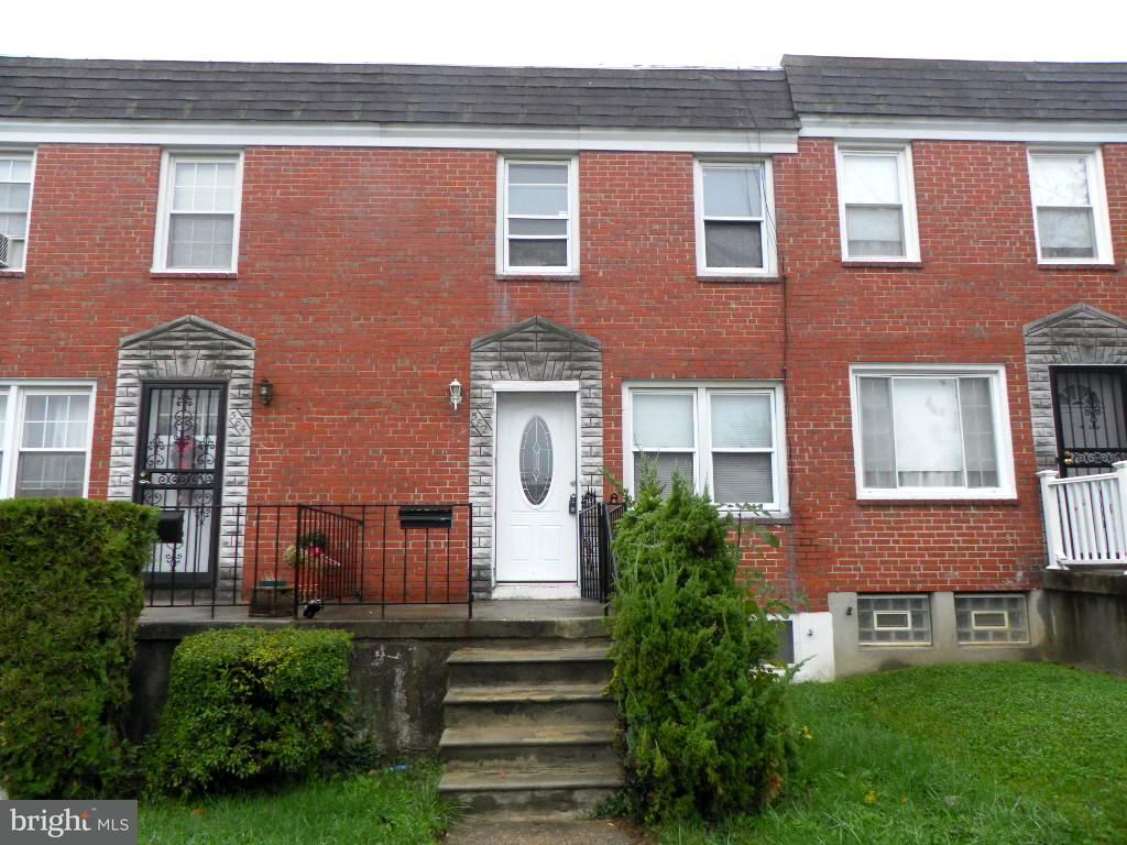 Single Family for Sale at 582 Lucia Ave Baltimore, Maryland 21229 United States