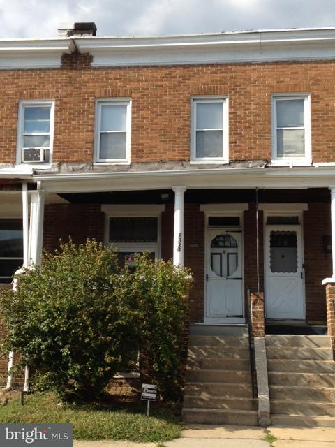 Single Family for Sale at 2330 Lauretta Ave Baltimore, Maryland 21223 United States