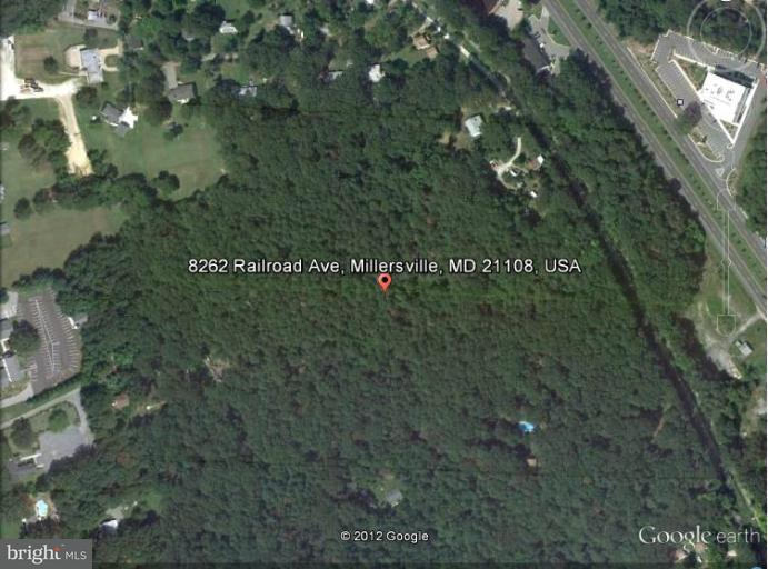 Land for Sale at 8262 Railroad Avenue 8262 Railroad Avenue Millersville, Maryland 21108 United States