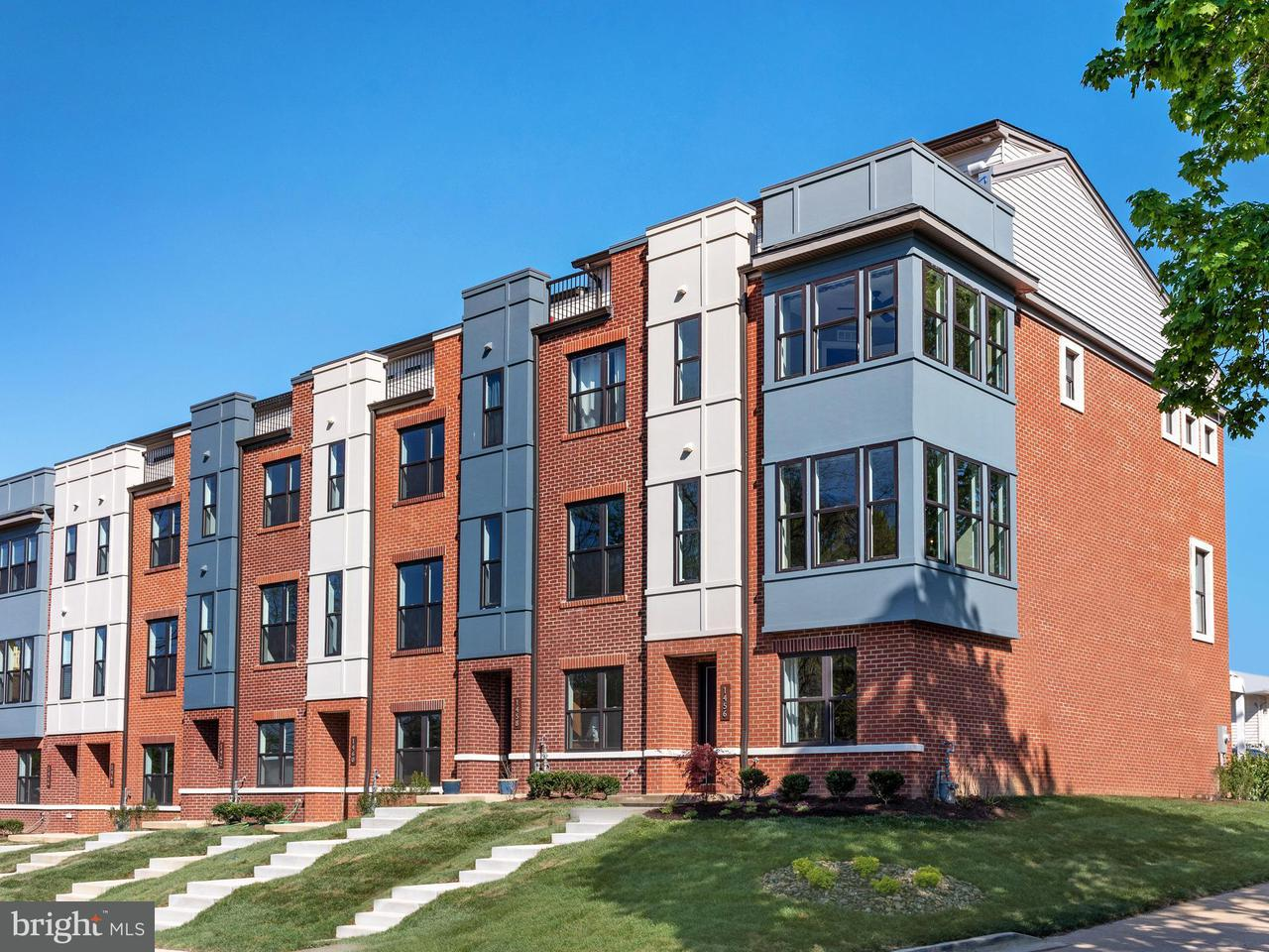 Photo of home for sale at 1456 Redfern Avenue, Baltimore MD
