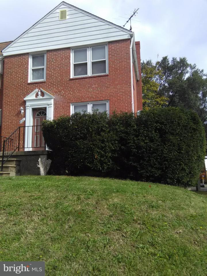 Single Family for Sale at 631 Beechfield Ave S Baltimore, Maryland 21229 United States