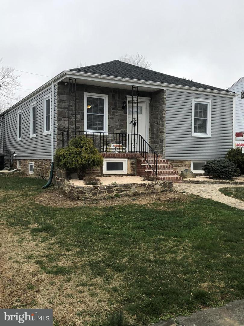 Other Residential for Rent at 5605 Remmell Ave Baltimore, Maryland 21206 United States