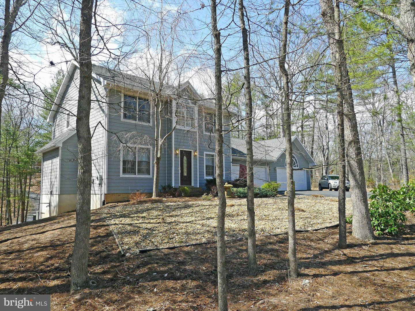 Single Family for Sale at 71 Connie Rd Basye, Virginia 22810 United States