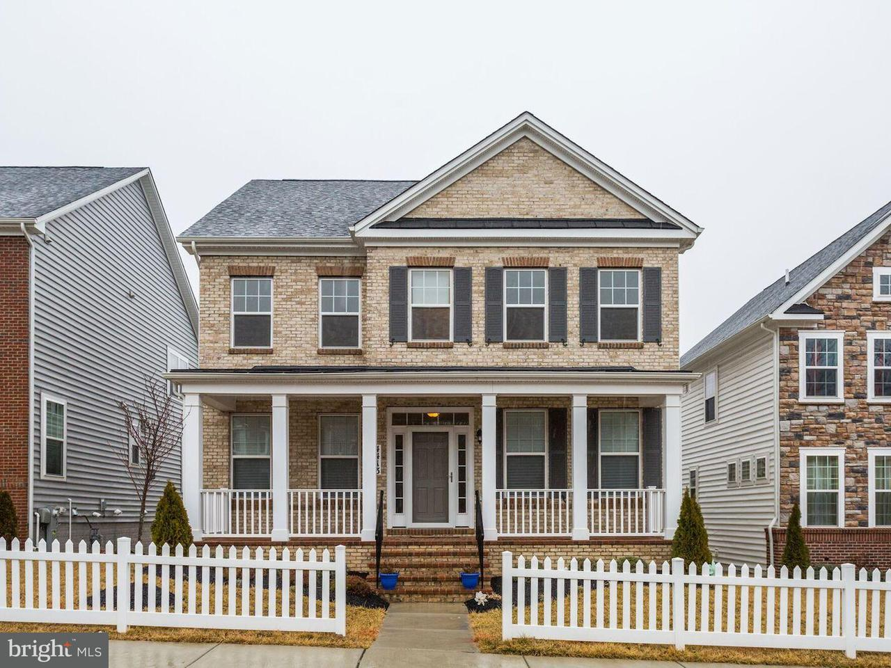 獨棟家庭住宅 為 出售 在 4413 Camley Way 4413 Camley Way Burtonsville, 馬里蘭州 20866 美國