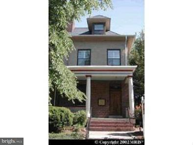 Other Residential for Rent at 1715 Lamont St NW #4 Washington, District Of Columbia 20010 United States
