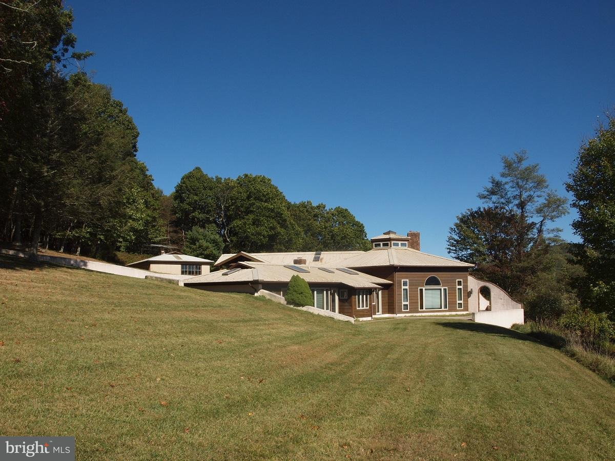 Farm for Sale at 430 Aurora Lane Sugar Grove, West Virginia 26815 United States