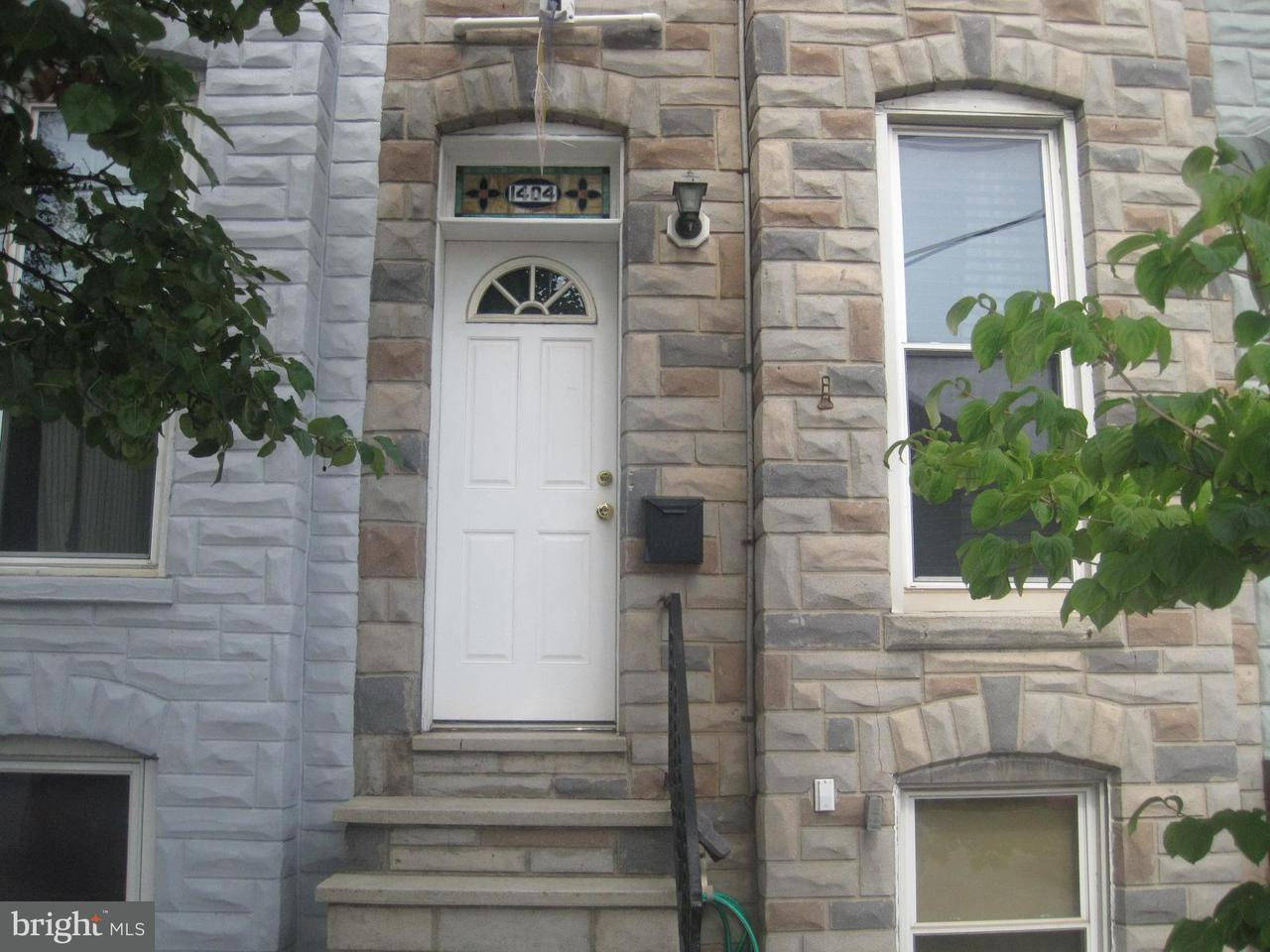 Other Residential for Rent at 1404 Woodall St Baltimore, Maryland 21230 United States