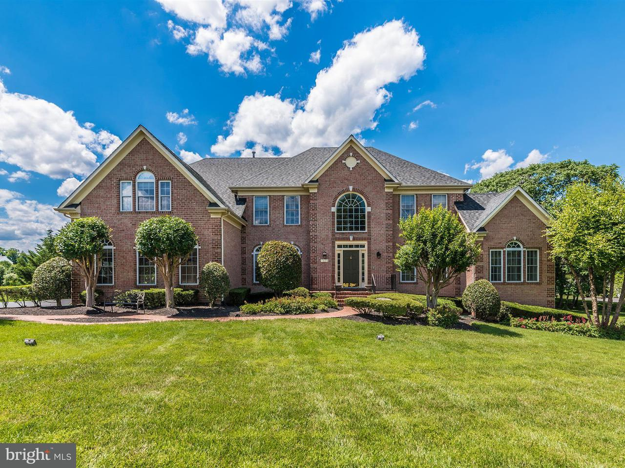 獨棟家庭住宅 為 出售 在 2424 Sapling Ridge Lane 2424 Sapling Ridge Lane Brookeville, 馬里蘭州 20833 美國