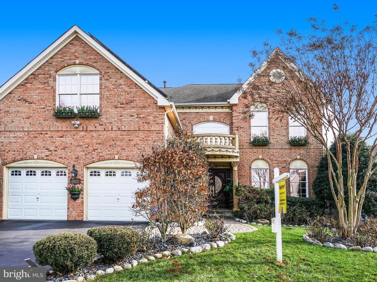 Частный односемейный дом для того Продажа на 18319 Fable Drive 18319 Fable Drive Boyds, Мэриленд 20841 Соединенные Штаты